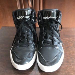 Adidas Basjetball Shoes Men's 9
